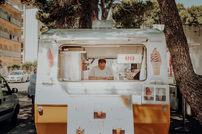 Food truck a Sanepid