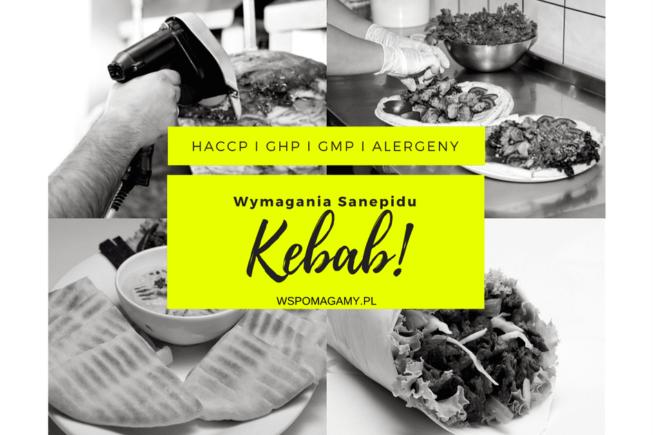 HACCP dla kebaba