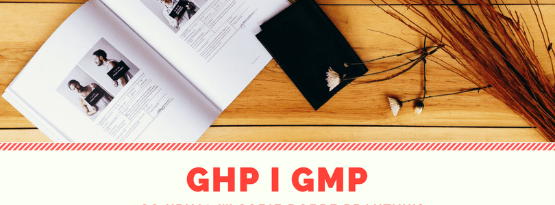GMP i GHP dla gastronomii