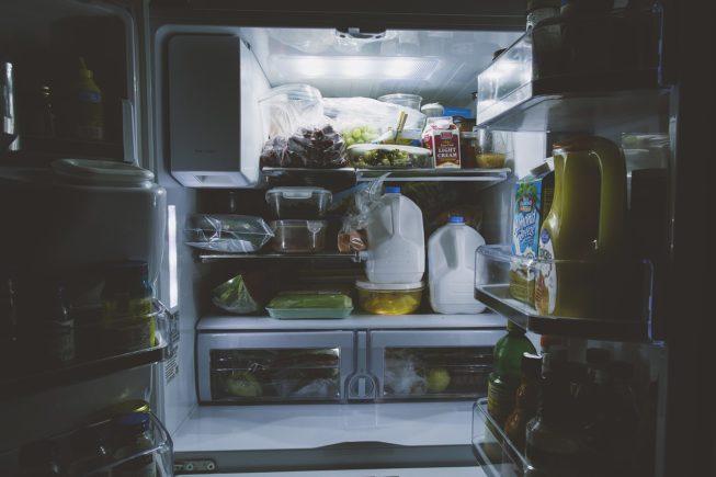 temperatury w lodówkach