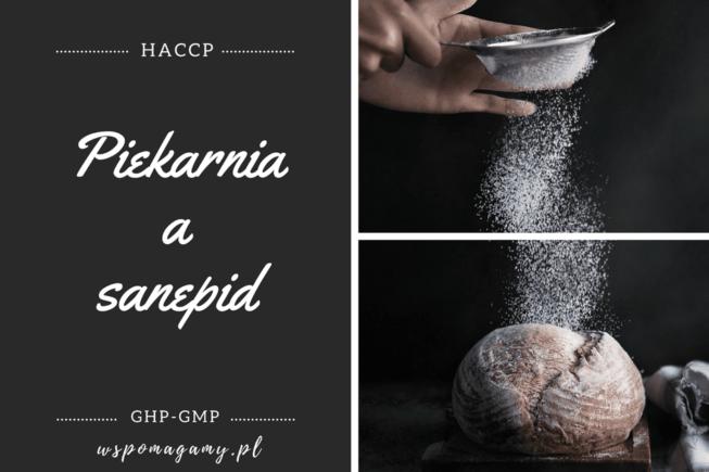 HACCP piekarnia sanepid