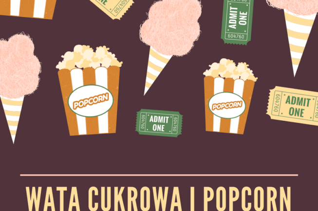 HACCP wata cukrowa i popcorn