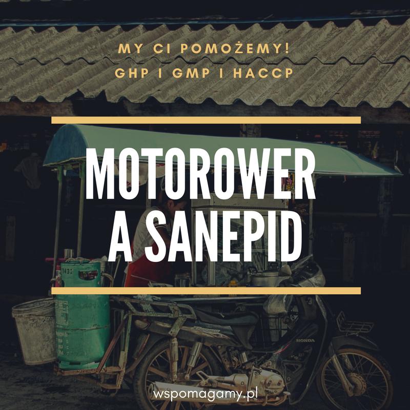 HACCP dla motoroweru wymagania sanepidu