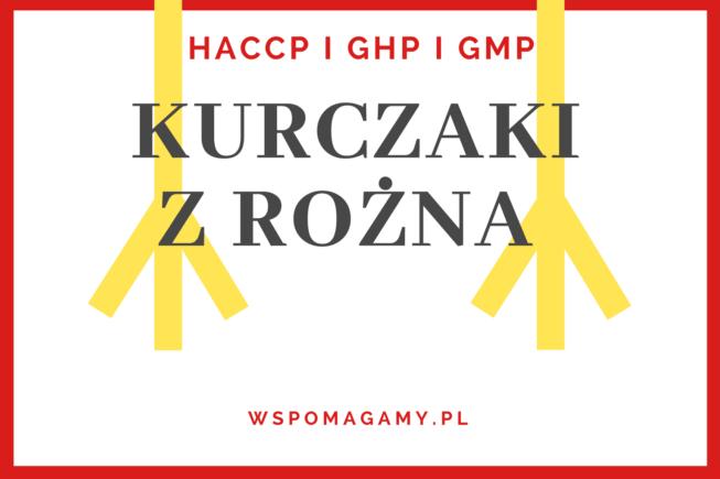 HACCP dla kurczaków z rożna