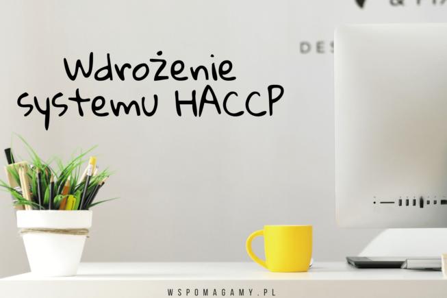 wdrożenie systemu HACCP